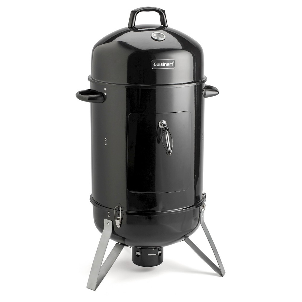 Cuisinart Vertical 18 Charcoal Smoker – Black 51778878