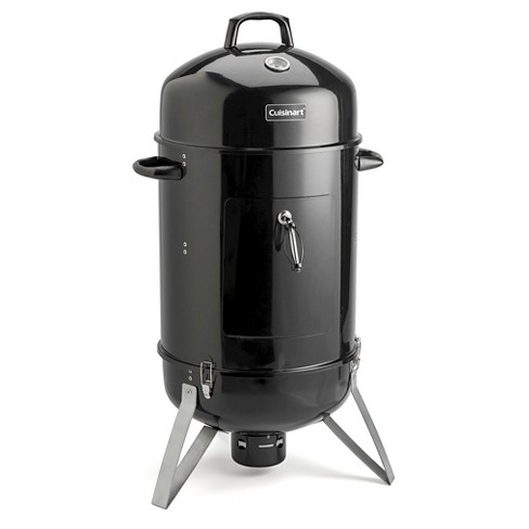 "Cuisinart® Vertical 18"" Charcoal Smoker - Black - image 1 of 9"