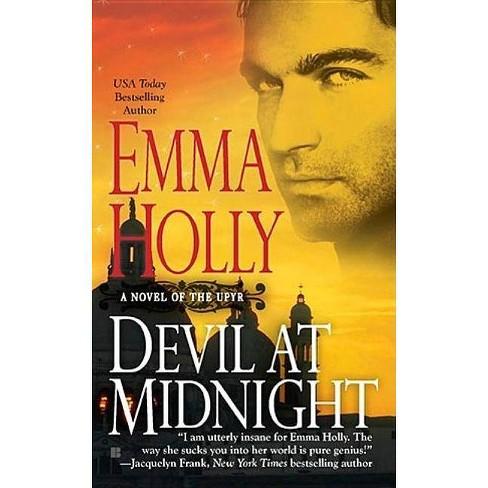 Devil at Midnight - (Berkley Sensation) by  Emma Holly (Paperback) - image 1 of 1