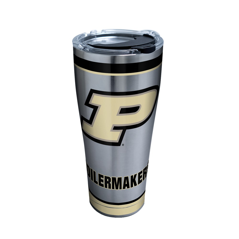 Tervis Purdue Boilermakers Tradition 30oz Stainless Steel Tumbler With Lid