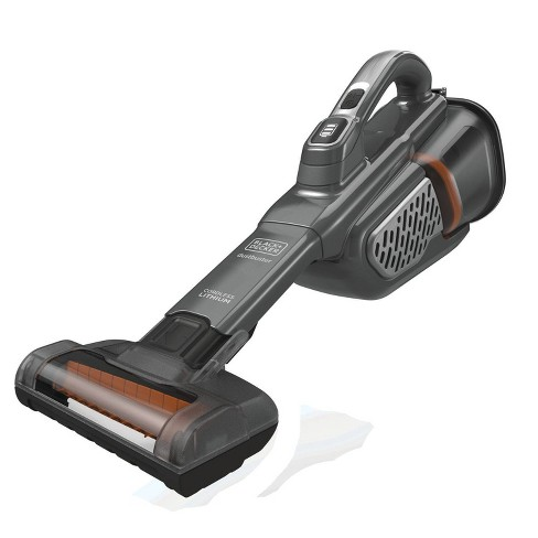 BLACK+DECKER dustbuster Advanced Clean+ Lithium Cordless Hand Vac, Titanium Gray - image 1 of 14