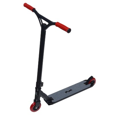 Royal Scooters Guard II Durable High-Performance Freestyle Stunt Scooter, Red
