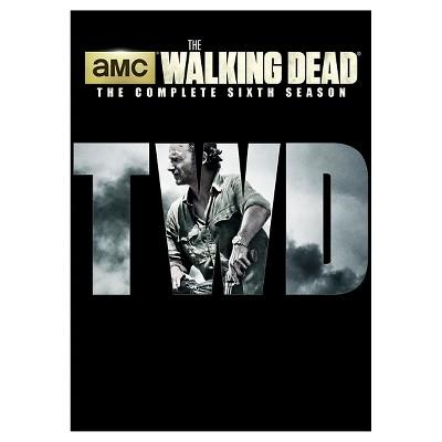 The Walking Dead - Season 6 (DVD)