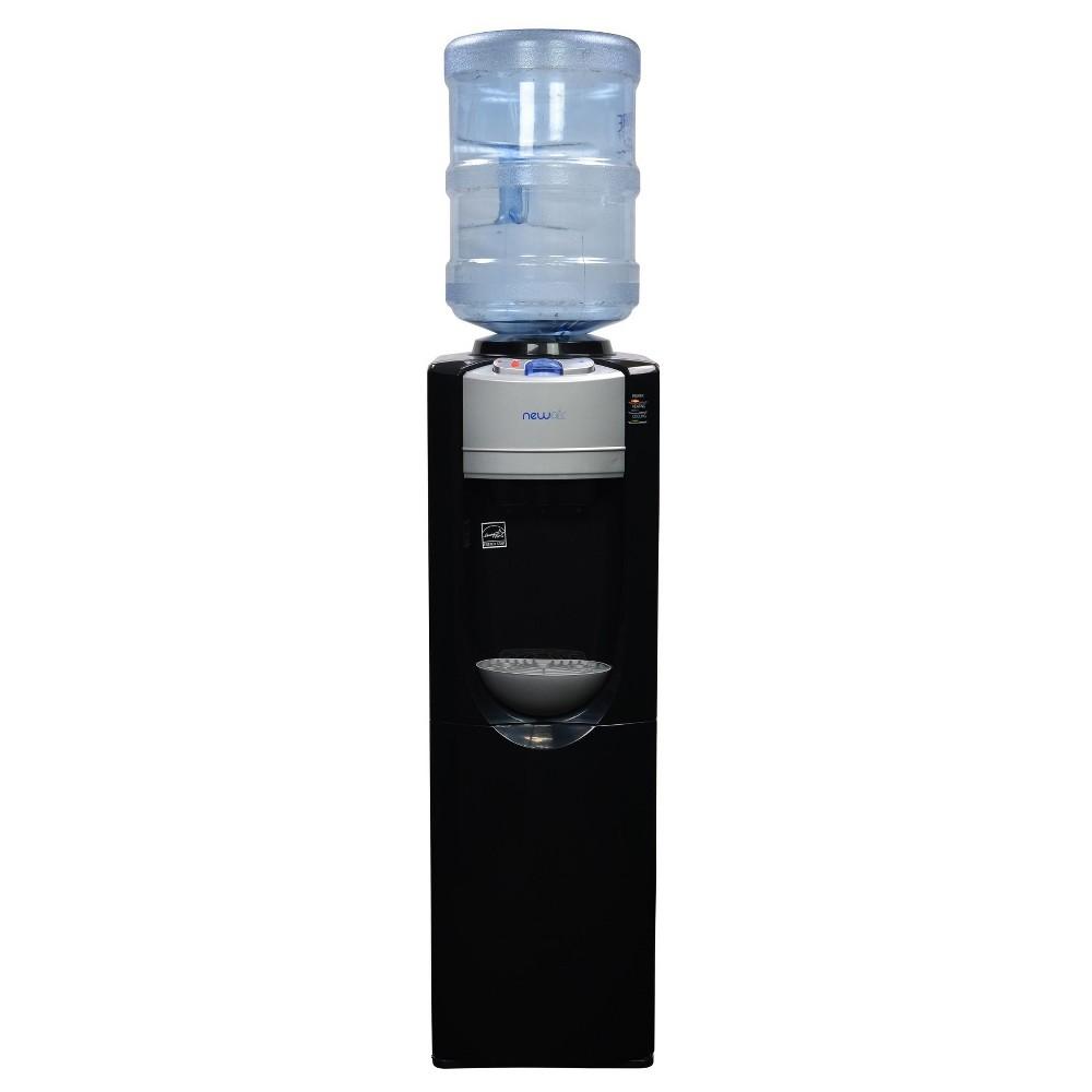 NewAir 40 Top-Loading Water Dispenser - Black WAT30B