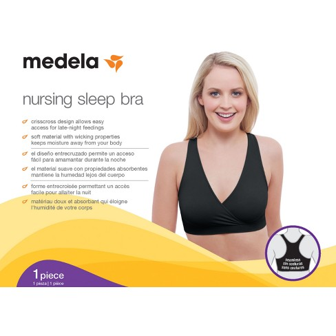 2a8f42a457 Medela Nursing Sleep Bra   Target