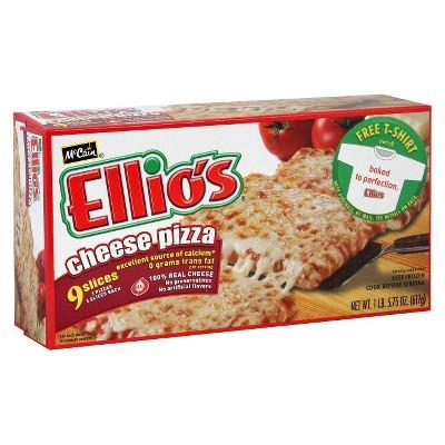 Ellio's Cheese Frozen Pizza - 1lb