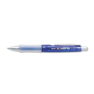 Pilot Dr. Grip Gel Ink Retractable Roller Ball Pen Black Ink .7mm 36261