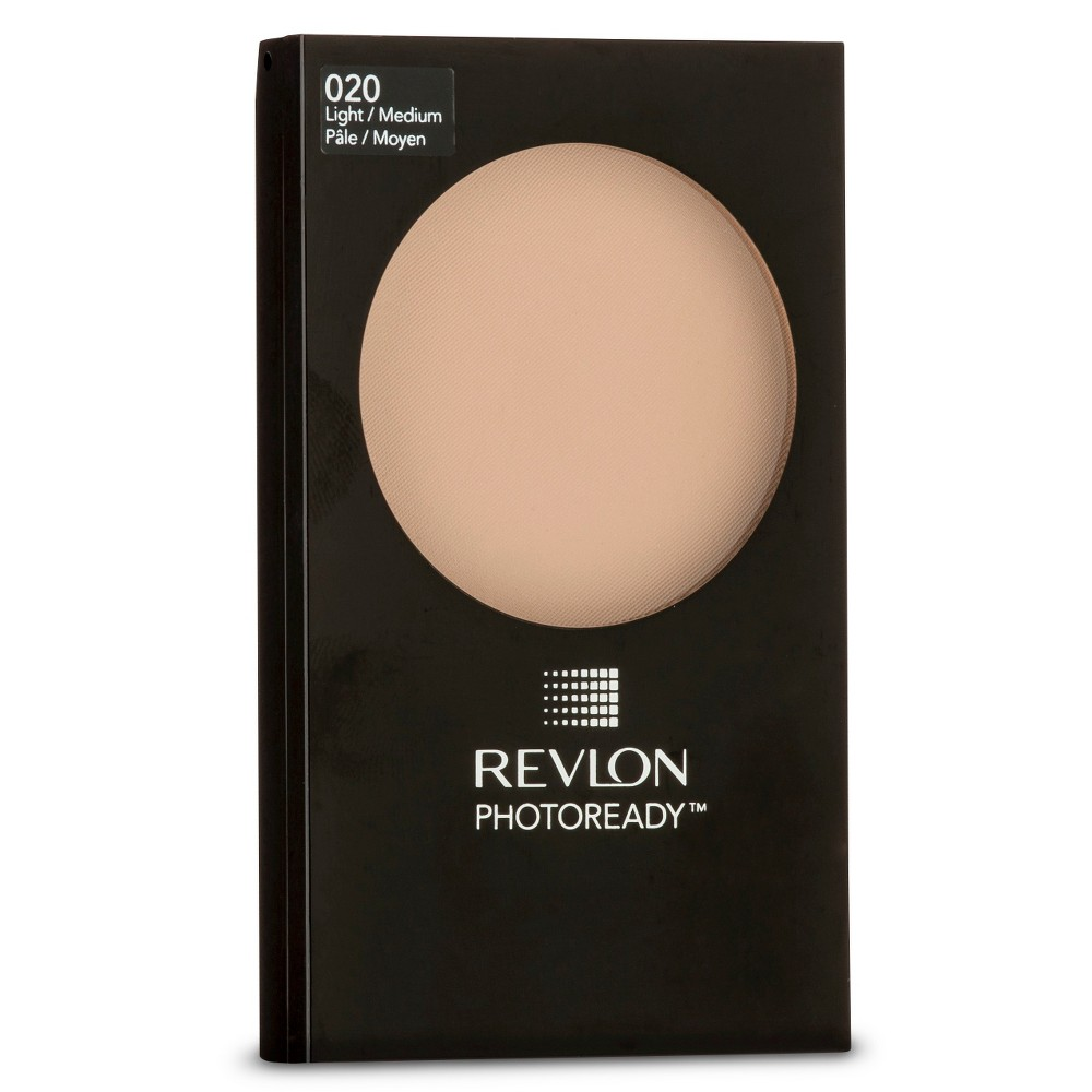 Revlon Photoready Finishing Pressed Powder Light Medium 0 25oz
