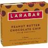 Larabar Peanut Butter Chocolate Chip Fruit And Nut Bar - 5ct - image 3 of 4