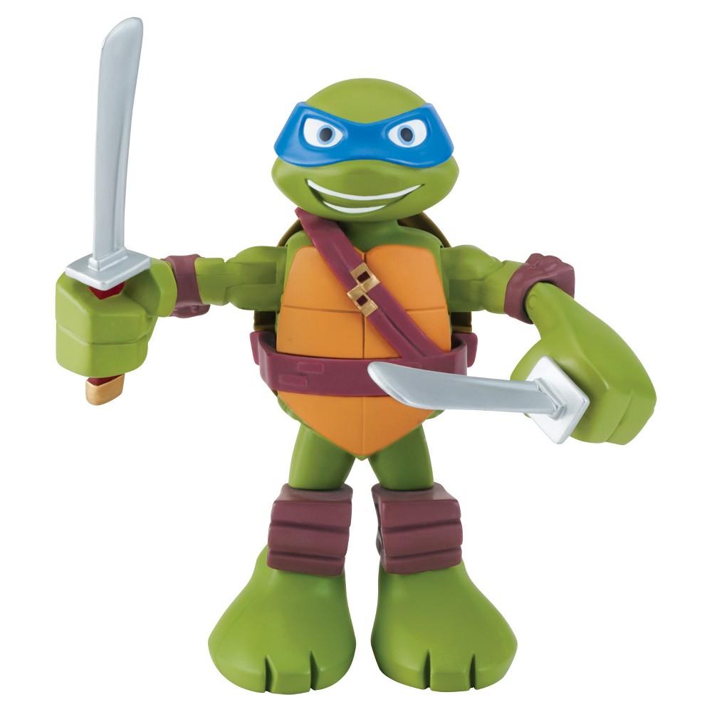 Teenage Mutant Ninja Turtles Half Shell Heroes Leonardo Mechanical Action