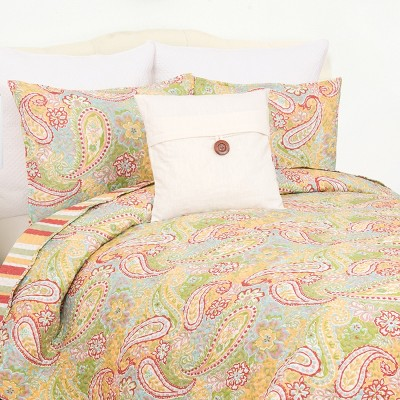 C&F Home Kaylee Cute Paisley Quilt Mini Set