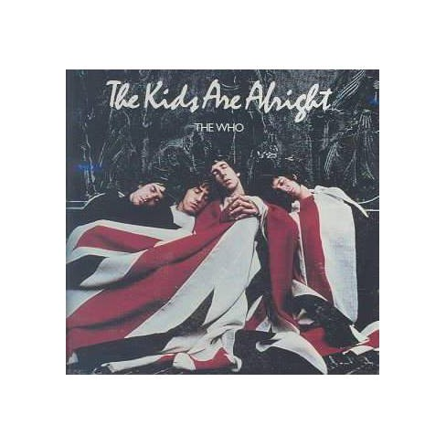 The Who - The Kids Are Alright (CD) - image 1 of 1