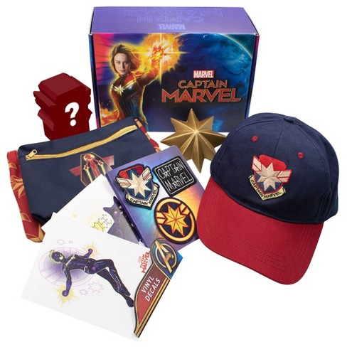 Culturefly Captain Marvel Collectors Box - image 1 of 2