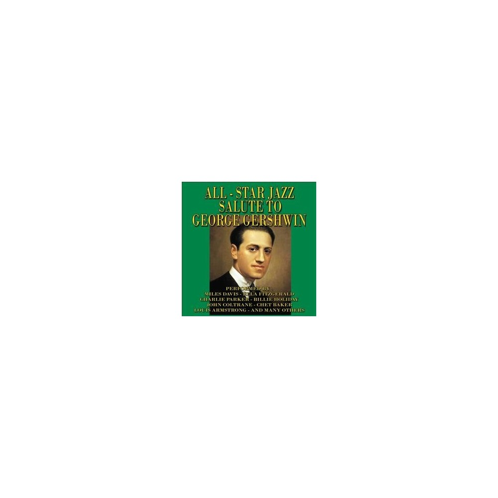 Various - All Star Jazz Salute To George Gershw (CD)