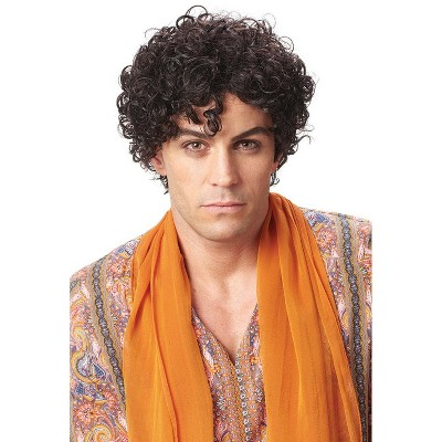 Franco Curly-Haired Prince Wig
