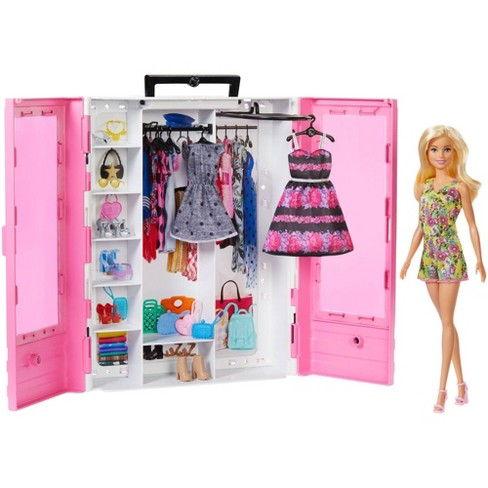 Barbie Ultimate Closet & Doll Set - image 1 of 4