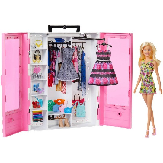 Barbie Ultimate Closet & Doll Set image number null