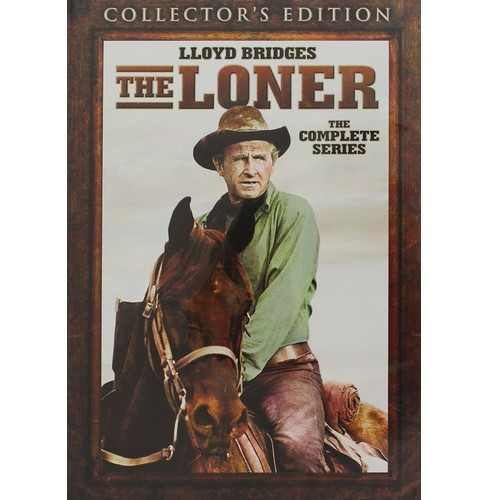 Loner:Complete Series (DVD) - image 1 of 1