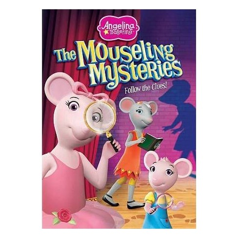 Angelina Ballerina The Mousling Mysteries Dvd Target