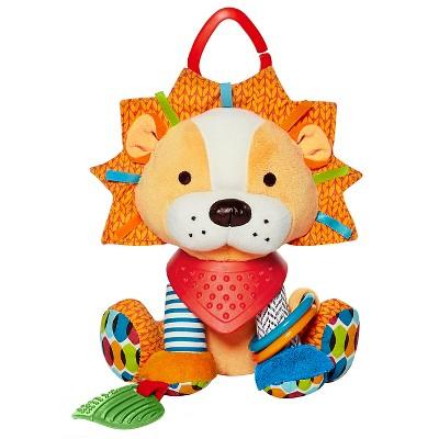 Skip Hop Bandana Buddies Stroller Toy, Lion
