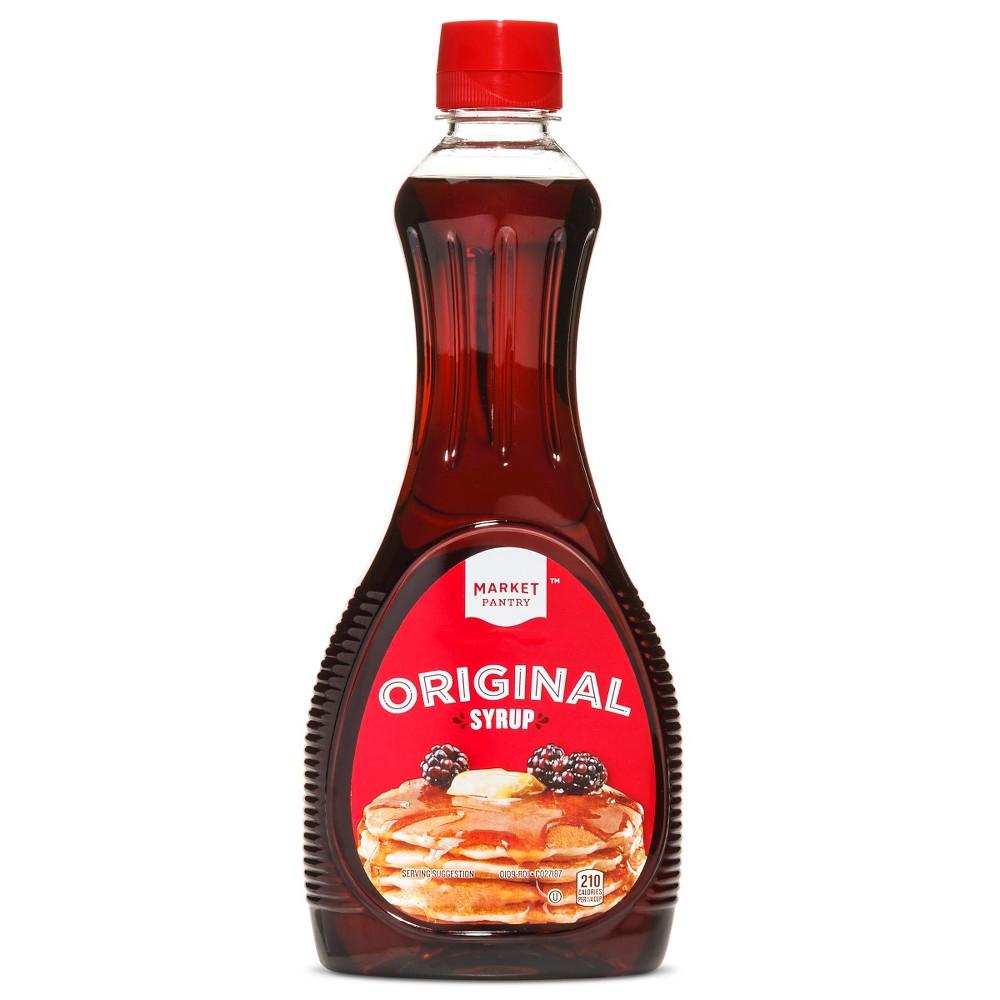Pancake Syrup - 24 fl oz - Market Pantry