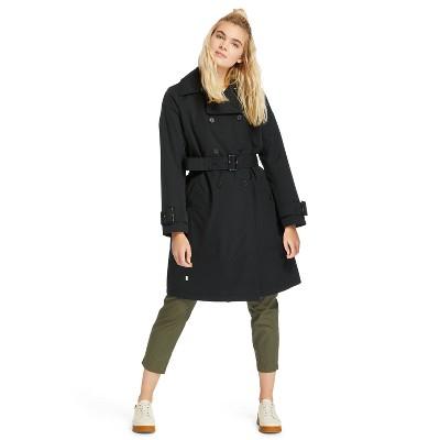 Timberland Women's Waterproof Trench Coat