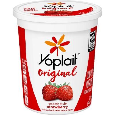 Yoplait Original Strawberry Yogurt - 32oz