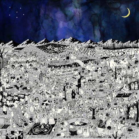 Father John Misty - Pure Comedy (Vinyl) - image 1 of 1