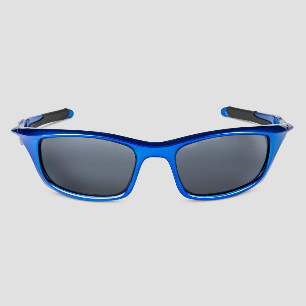 Boys' Sportswrap Sunglasses - Cat & Jack Blue
