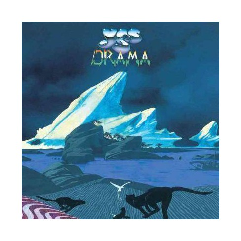 Yes - Drama (Vinyl) - image 1 of 1