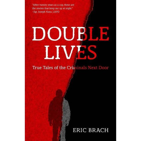 Double Lives - by  Eric Brach (Paperback) - image 1 of 1