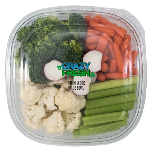 Veggie Value Bowl - 2.5lb - image 1 of 3