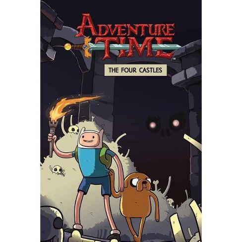 Adventure Time Original Graphic Novel Vol. 7: Four Castles, Volume 7 - by  Josh Trujillo (Paperback) - image 1 of 1