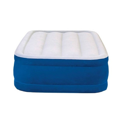 "Simmons Beautyrest Plushaire 17"" Twin Air Mattress - Blue - image 1 of 4"