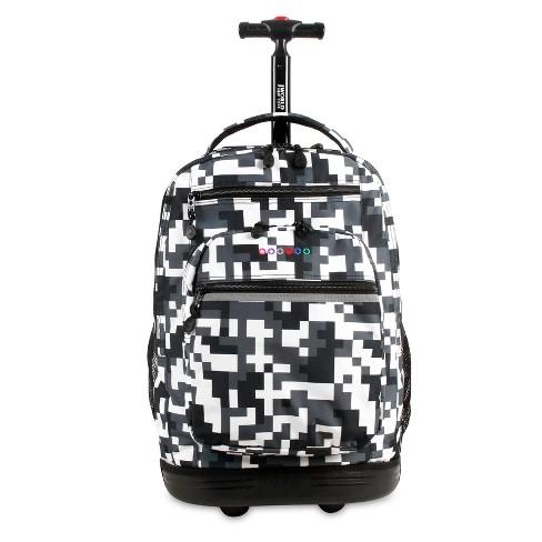 "J World 20"" Sundance Laptop Rolling Backpack - Camo - image 1 of 4"