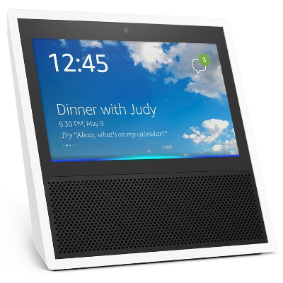 Amazon Echo Show Alexa Enabled Bluetooth Speaker With 7 Screen Target