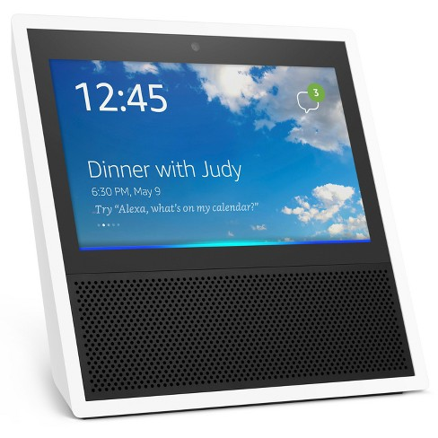 "Amazon Echo Show Alexa-enabled Bluetooth Speaker with 7"" Screen - image 1 of 4"