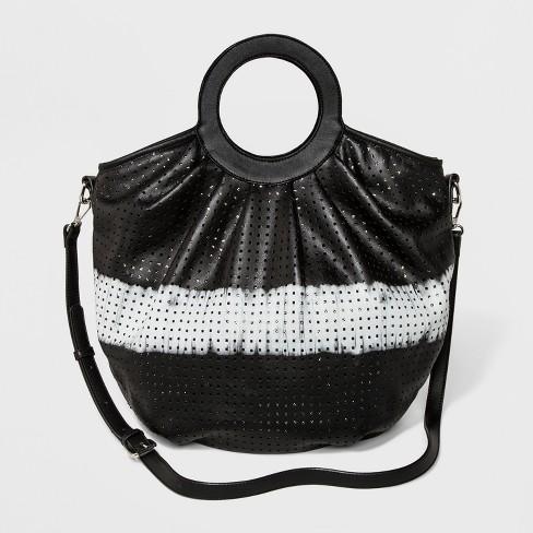 Moda Luxe Marguerite Hobo Handbag