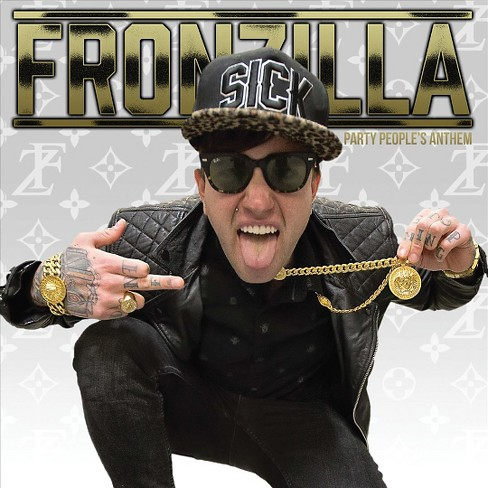 Fronzilla - Party people's anthem (CD) - image 1 of 1