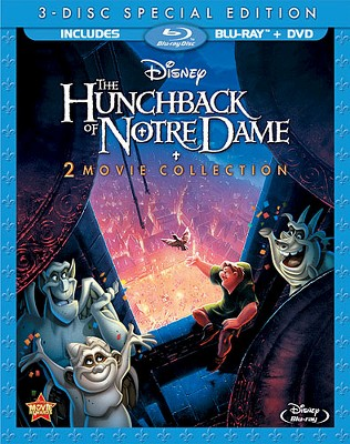 The Hunchback of Notre Dame (Special Edition)(3 Discs)(Blu-ray/DVD)