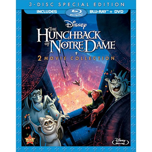 The Hunchback of Notre Dame (Special Edition) (Blu-ray/DVD) - image 1 of 1