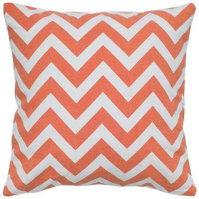 "18""x18"" Chevron Throw Pillow - Rizzy Home"