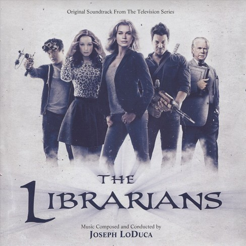 Various - Librarians (Ost) (CD) - image 1 of 1