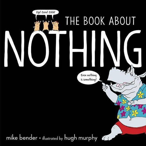 Book About Nothing by Mike Bender (Hardcover) - image 1 of 1
