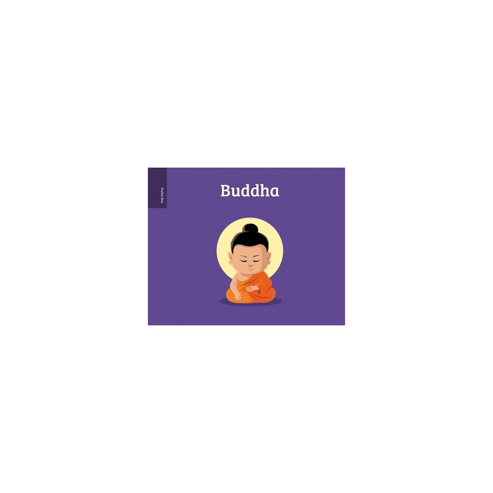 Buddha - (Pocket Bios) by Patricia Crete (Hardcover)