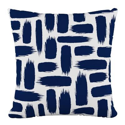 Outdoor Throw Pillow Baja Nautical  Furniture Mfg - Skyline Furniture