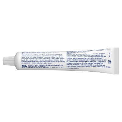 Crest + Deep Clean Complete Whitening Toothpaste Effervescent Mint - 5.4oz - Pack of 2