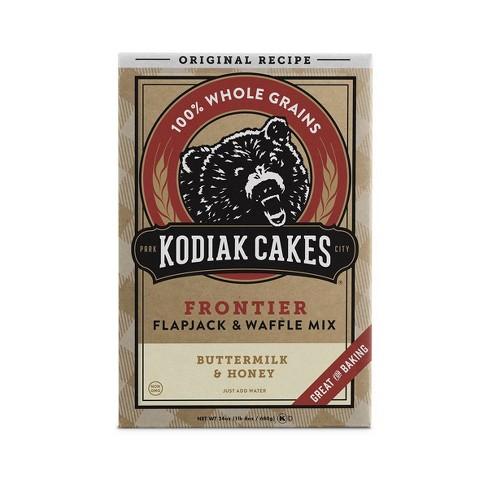 Kodiak Cakes Buttermilk & Honey Flapjack & Waffle Mix - 24oz - image 1 of 1