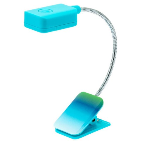 French Bull Clip Light - Blue Ombre - image 1 of 4
