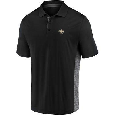 NFL New Orleans Saints Men's Spectacular Polo Shirt